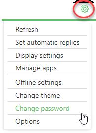 ccccccccccccc 1 - Change password