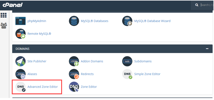 2018 03 20 11 47 51 - How to Configure DNS Records in cPanel