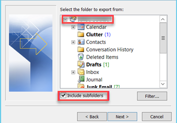 word image 41 - Importing/Exporting Outlook Mailbox Content