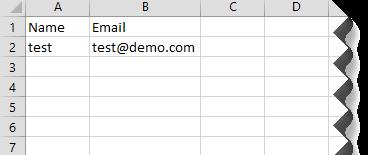 55 - Add bulk contacts